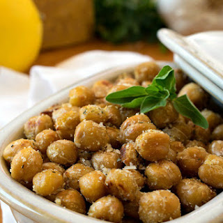 Chickpea Parmesan Recipes