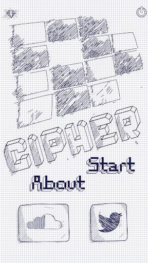 Cipher 1.0.7 screenshots 1