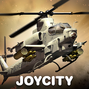 GUNSHIP BATTLE : Helicopter 3D icon do jogo