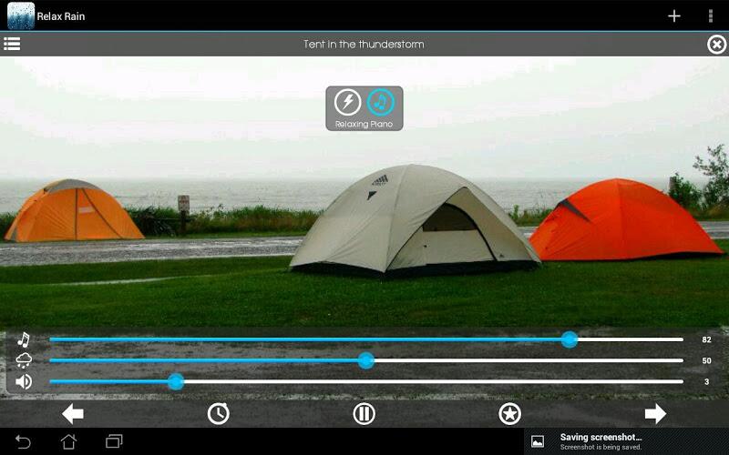 Relax Rain ~ Rain Sounds Screenshot 15