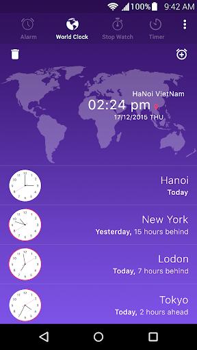 Alarm clock 1.6.3045.9 screenshots 5