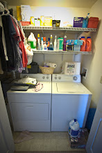 Photo: Laundry area...washing machine and dryer will be included