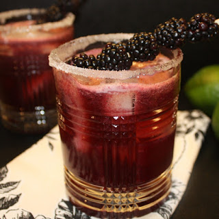 Blackberry Margarita Recipes.