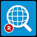 楽天ウェブ検索-楽天スーパーポイントが貯まる、稼げるアプリ icon