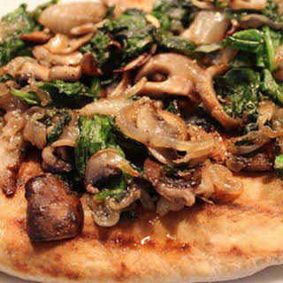 Mushroom Pizza Vegan Recipes.