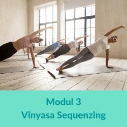 Vinyasa Yoga Sequenzing