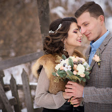 Wedding photographer Vadim Konovalenko (vadymsnow). Photo of 10.01.2018