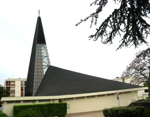 photo de Notre Dame des Noues (actuellement fermée)