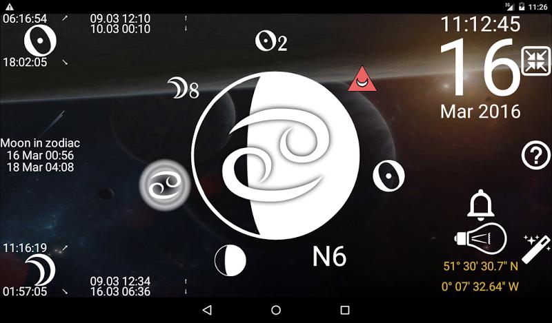 Lunar Calendar Screenshot 14