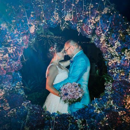 Fotógrafo de bodas Daniel Ramírez (Starkcorp). Foto del 18.06.2018