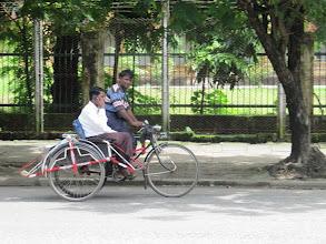 Photo: Year 2 Day 60 - Trishaw Rider