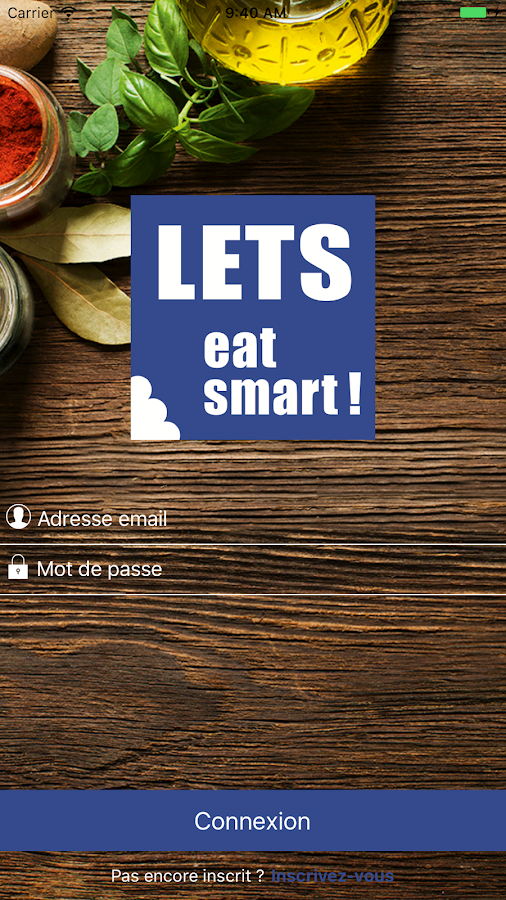LETSeatSmart - Foodsurfing- screenshot