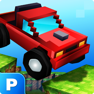 Blocky Roads Parking for PC and MAC