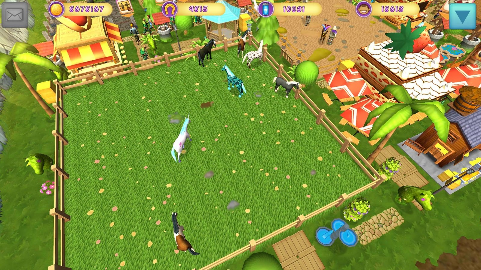 horse park tycoon 2 android apps on google play