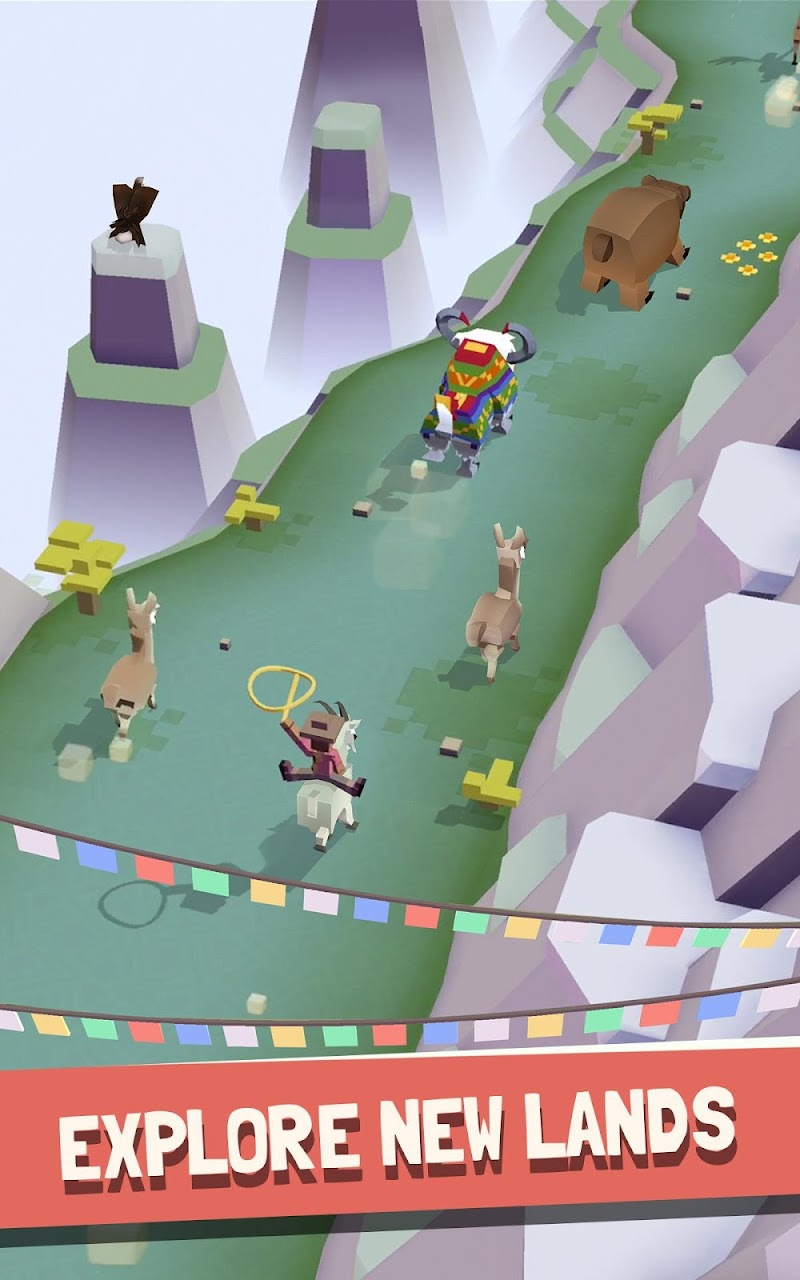 Rodeo Stampede:Sky Zoo Safari Screenshot 4