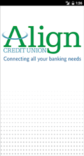 Align Credit Union Mobile App- screenshot thumbnail