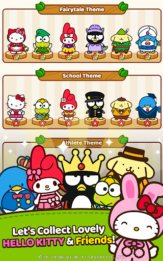 Hello Kitty Friends 1.7.0 screenshots 18