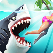 Unduh Hungry Shark World Gratis