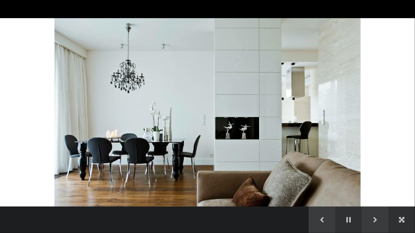 Dining Room Design Screenshot