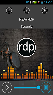 Rádio RDP- screenshot thumbnail