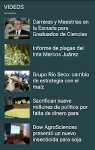 AgroVoz de La Voz del Interior screenshot 4