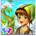 Jack & the Beanstalk Kids Book icon