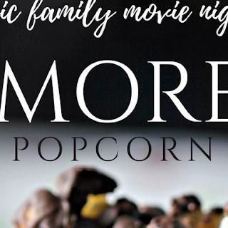 EPIC Movie Night S'Mores Popcorn & Snacks.
