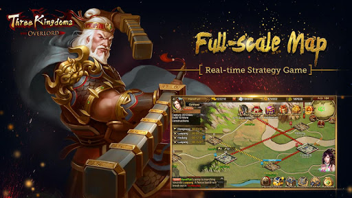 Three Kingdoms: Overlord 2.7.70 screenshots 1