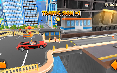 Uphill Rush 2 USA Racing APK screenshot thumbnail 6