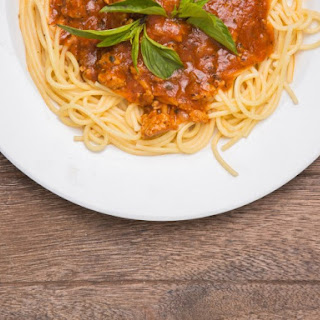 Children's Spaghetti
