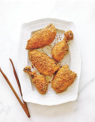 Art Smiths Unfried Chicken