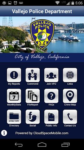 Vallejo Police Department