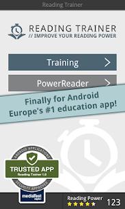 Reading Trainer 1.2.6 Latest MOD APK 1