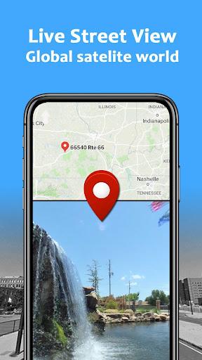 Street View Live Map 2020 - Satellite World Map Apk 2