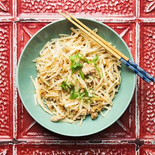 Stir-Fried Breakfast Noodles