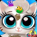 凌乱的宠物 - 清理沙龙 icon