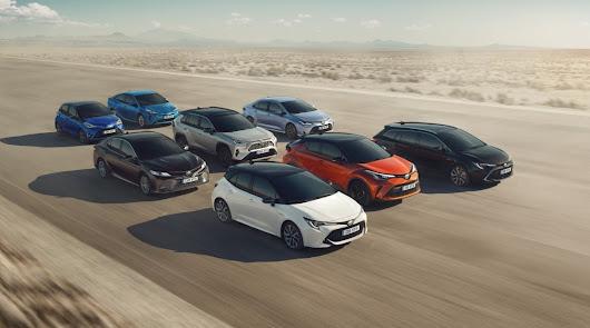 Toyota Almería ofrece hasta 10 años de Garantía Oficial