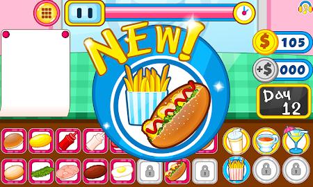 Burger shop fast food 1.0.5 screenshot 2088675