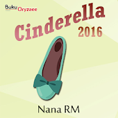 Novel Cinta Cinderella 2016