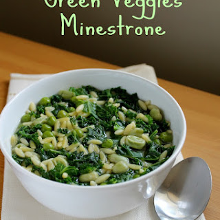 Green Veggies Minestrone