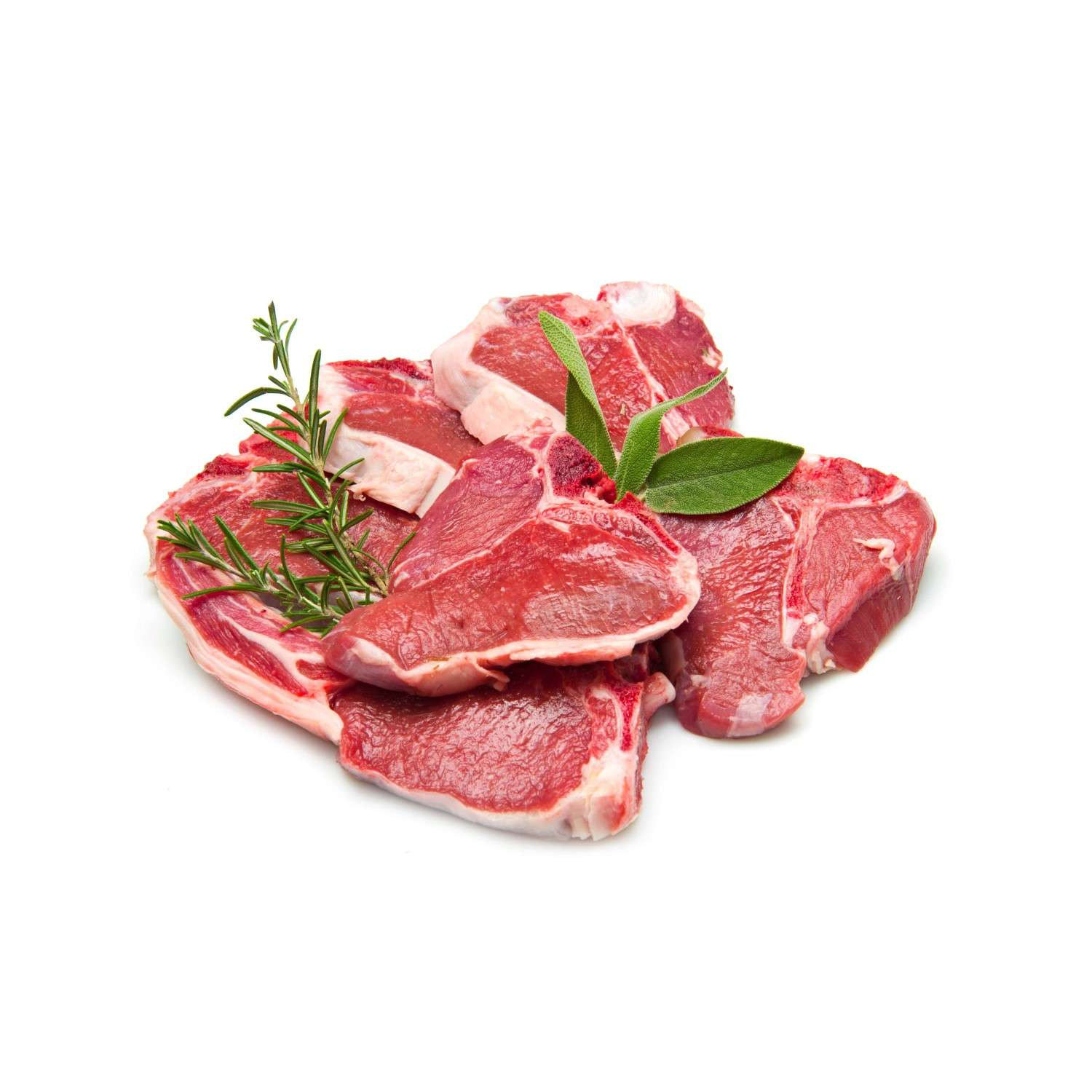 Cut Lamb Portions