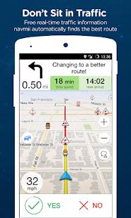 Navmii GPS USA (Navfree) - náhled