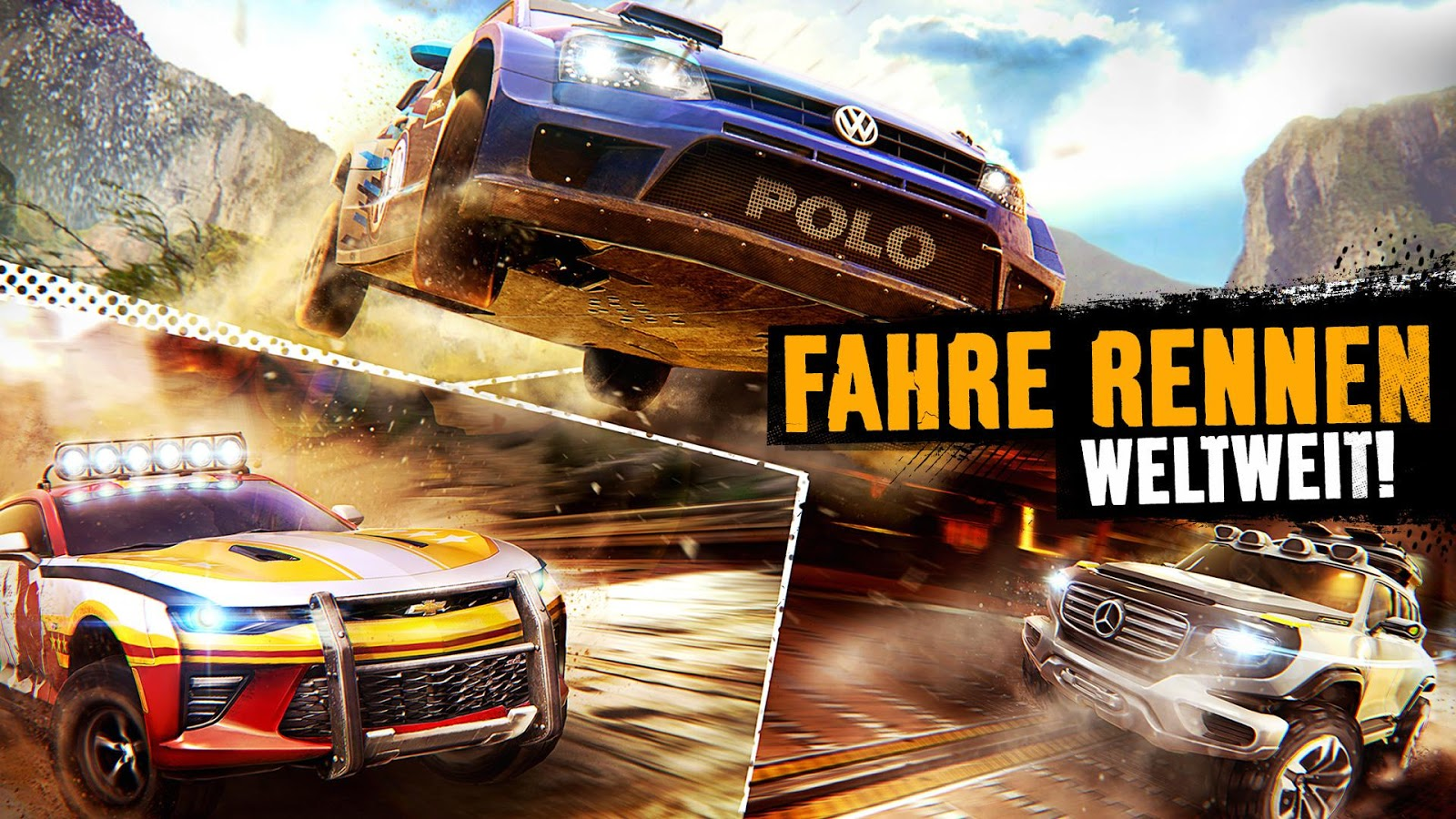 Asphalt Xtreme: Rally Racing – Screenshot