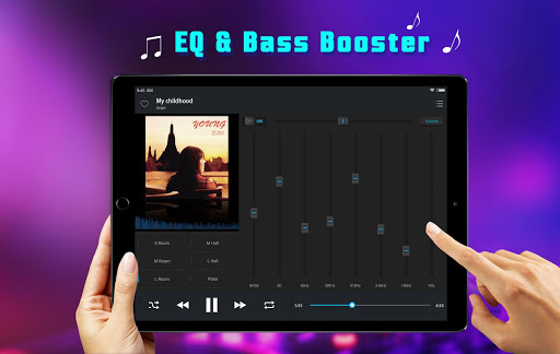 Equalizer Music Player and Video Player 2.9.27 Screenshots 10