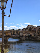 Photo: The Ponte Vecchio in Florence