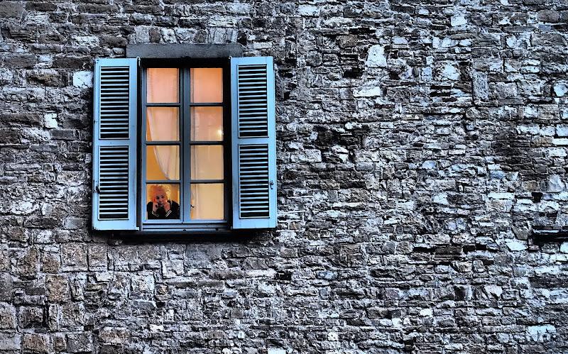 Dalla finestra di Paguzzi