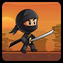 Black Ninja Endless icon