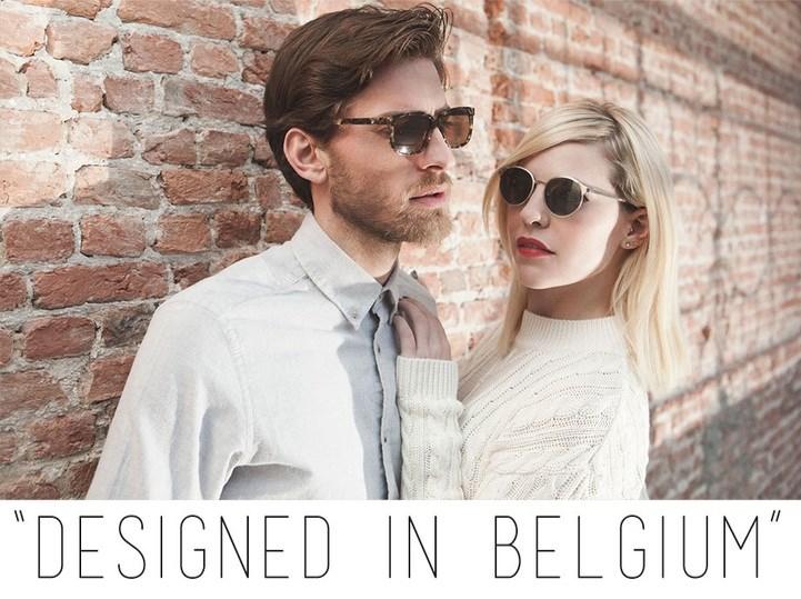 Designed In Belgium