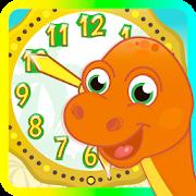 دينو الوقت: الساعة التعلم الحر APK