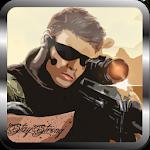 Sniper Fury Assassin Killer Gun 3D Shooting Games Icon